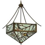 Stained Glass Chandeliers