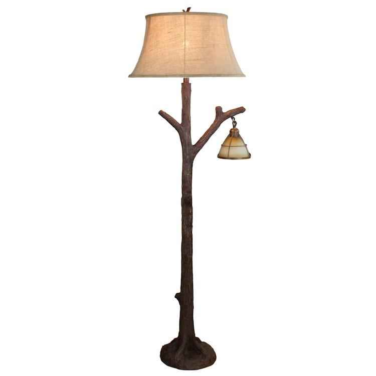 home tree floor lamp. Black Bedroom Furniture Sets. Home Design Ideas