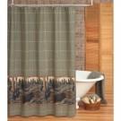 The Bears Shower Curtain