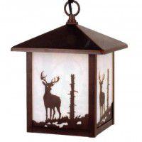 Yellowstone Deer Outdoor Pendant