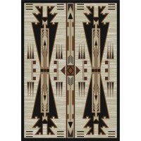 Horse Thieves Natural Area Rugs