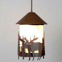 Vista Moose Pendant Light