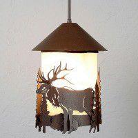 Vista Elk Pendant Light