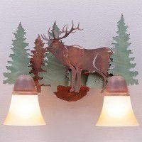 Lakeside Vanity Lights - Elk - 3 Sizes Available