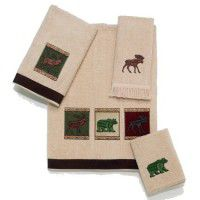 Eldorado Wildlife Bath Towels