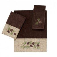 Pine Branch Towels