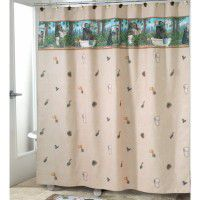 Taking Care of Business Shower Curtain - CLEARANCE
