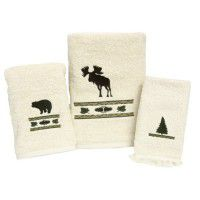 Big Country Moose and Bear Towels