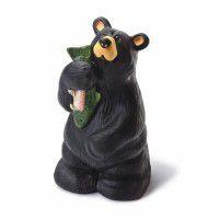 Jefferson Bear Figurine