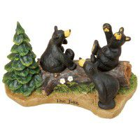 The Joke - Bear Figurine