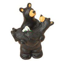 Bear-trothed Bear Figurine