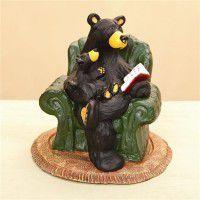 The Best Story Bear Figurine