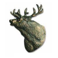 Elk Head Knob-CLEARANCE