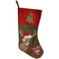 Santa Buck Stocking
