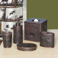 Rustic Montage Bath Accessories