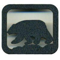 Black Bear Drawer Knob