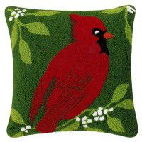 Cardinal Pillow-CLEARANCE
