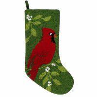 Cardinal Stocking-CLEARANCE