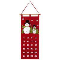 Snowman Christmas Calendar-CLEARANCE