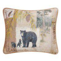 Phillips Bear Pillow-CLEARANCE