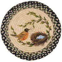 Round Robin Chair Pads - Set of 4