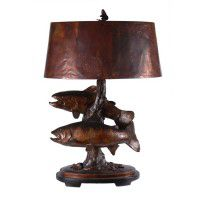 1st Catch Fish Table Lamp