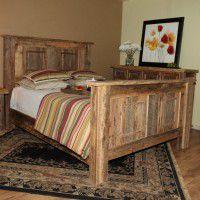Dreamcatcher Barnwood Beds