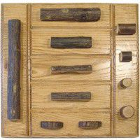 Hickory Drawer Pulls and Knobs