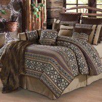 Tucson Western Comforter Sets