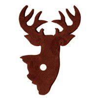 Mule Deer Cabinet Knob-CLEARANCE