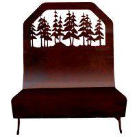 Pine Forest Log Holder