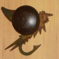 Fishing Fly Cabinet Knob-CLEARANCE