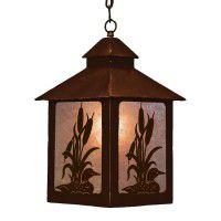 Loon Lantern Pendant Light