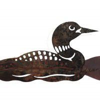 Loon Coat Rack - 2 Sizes Available