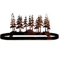 Pine Tree Grove Pot Rack