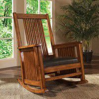 Belmont Spindle Rocking Chair