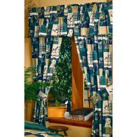 Dogs and Ducks Drape - CLEARANCE