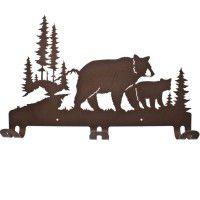 Huckleberry Search - Bear Coat Rack