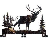 Solitude Elk Coat Rack