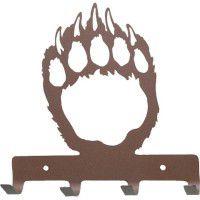 Bear Paw Wall Hook