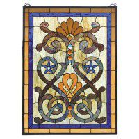 Hinterland Stained Glass Window