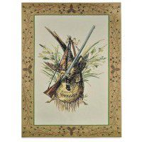 Hunting Gear Wall Hanging