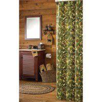 Forest Retreat Shower Curtain