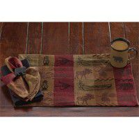 High Country Woods Place Mats and Table Linens