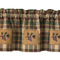 Scotch Pine Valance