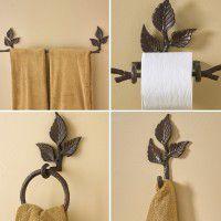 Birchwood Towel Bars & Accessories