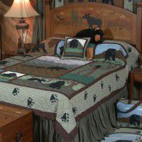 Bear Country Quilt Sets