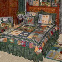 Northwoods Walk Quilt Sets