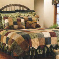 Earth Patch Quilt
