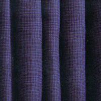Navy Grid King Bedskirt-CLEARANCE